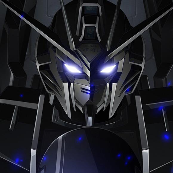 Gundam Blue Eyes Wallpaper Engine