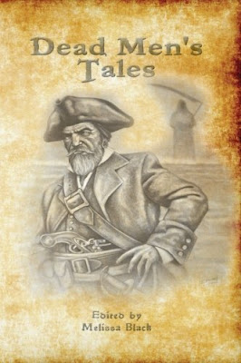 Cover image (by Darrel Bevan) of Dead Man's Tales © 2017 Fringeworks Ltd.