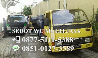 Armada Mobil sedot wc di Jombang Murah