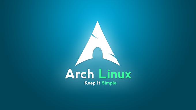 Hướng dẫn cài đặt Arch Linux chi tiết 2018