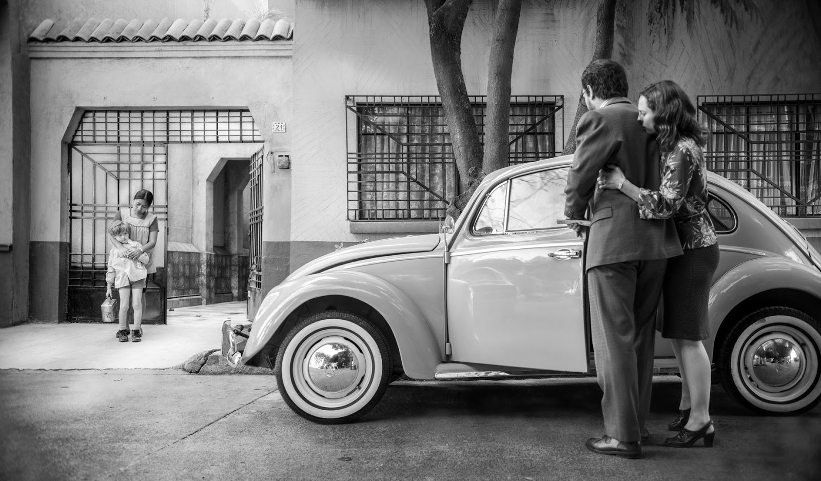 Alfonso Cuaron's ROMA To Become Available in Netflix Starting