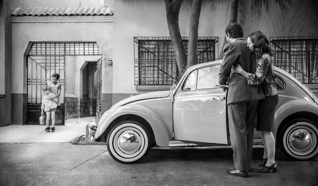 Alfonso Cuaron's ROMA To Become Available in Netflix Starting December 14, 2018