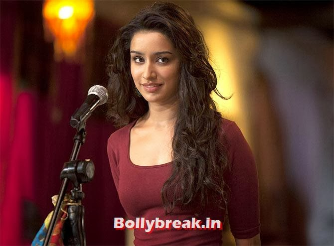Shraddha Kapoor in Ashiqui 2, Upcoming Superstars of Bollywood - Pick Your Choice?