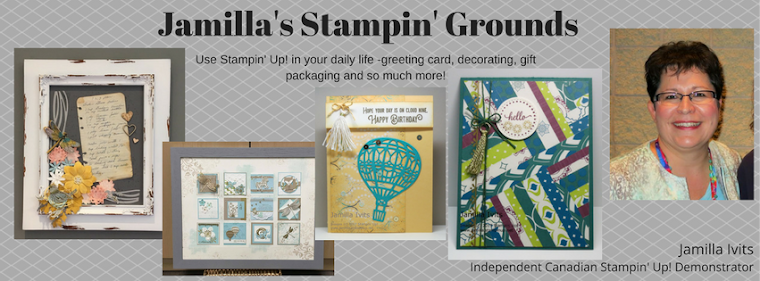 Jamilla's Stampin' Grounds