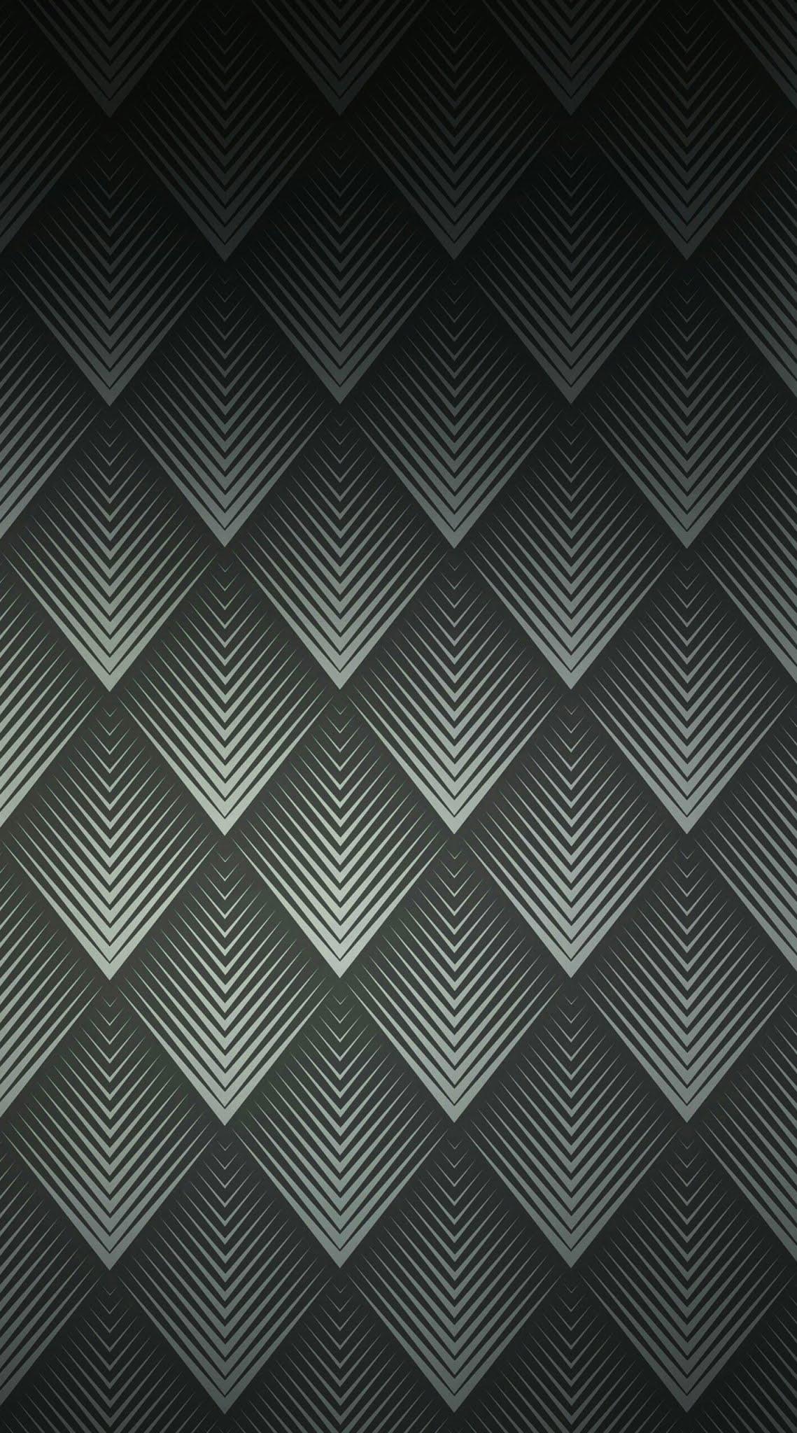 dark black pattern phone wallpaper