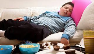 Memiliki Tubuh Gemuk? Mungkin Anda Kurang Tidur