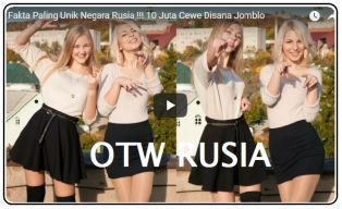 10 juta gadis rusia Jomblo