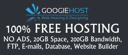 GoogieHost Review - Free Web Hosting for Lifetime : eAskme