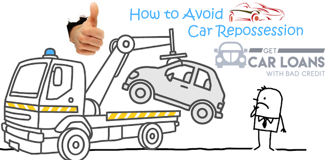 Best way to avoid car repossession