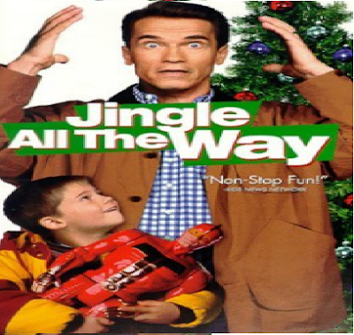 Best Christmas movies to watch with your kid- 24. Jingle All the Way (1996)