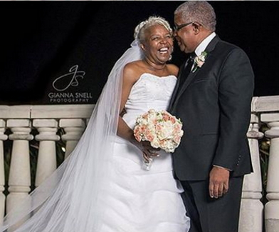 70 year old marries 67 year old