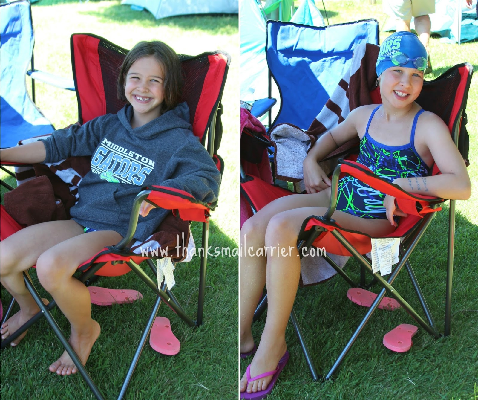 Traveling Breeze chair review