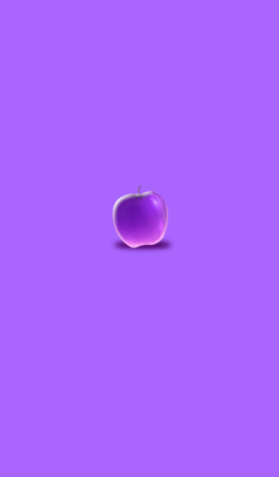 Cool Apple Purple