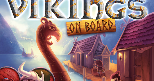 [Recensione] Vikings on Board