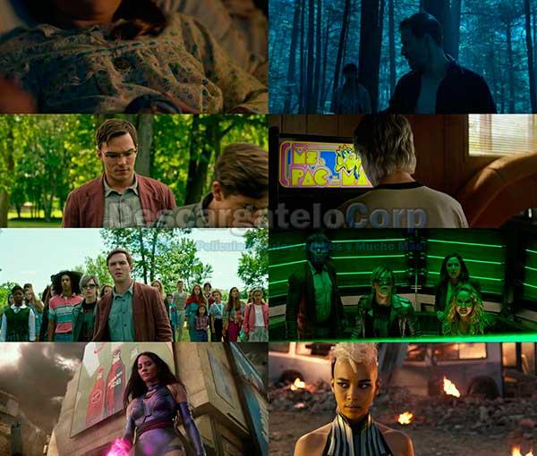 X-Men Apocalipsis DVDRip Español Latino