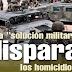 """Organismo Internacional HRW: """"Error colosal Plan de Seguridad de AMLO"""""""