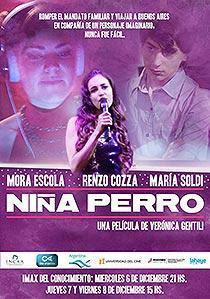 Niña Perro 2013 DVD R4 NTSC Latino