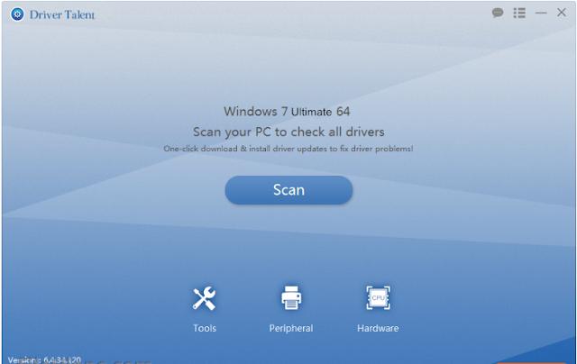 تحميل برنامج تعريفات الكمبيوتر مجانا Download Driver Talent