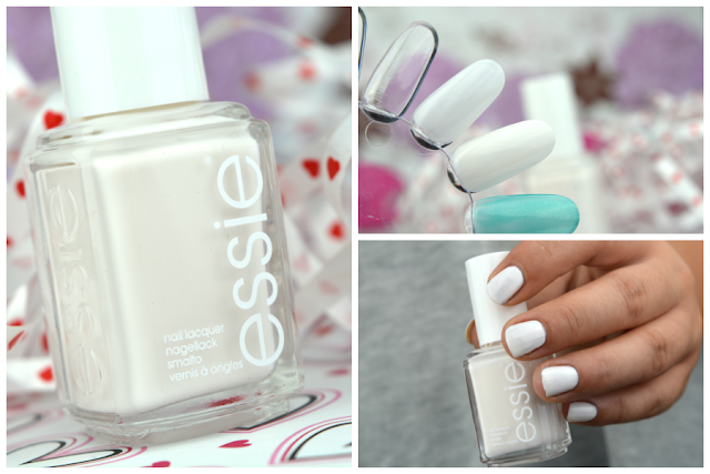 essie Viva Antigua Limited Edition | Coconut Cove Swatches & Tragebild