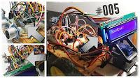 #Ro-Pi episodi #004 e #005: REVISIONE CODICE E DISPLAY LCD!