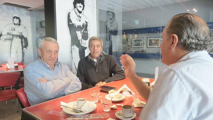 """Mazzacane: """"Las obras se pueden hacer pero no está en el ánimo del TC regresar Balcarce"""""""