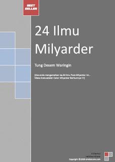 24 Ilmu Milyarder - Tung Desem Waringin