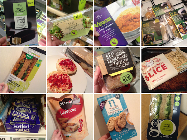 #1 What I ate: New Vegan Foods feat. Wicked Kitchen, Nakd, Yushoi, Fry's