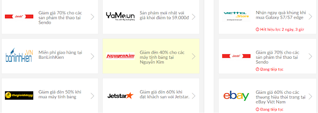 Picodi.vn website cung cấp mã khuyến mãi và Giảm giá lớn nhất tại Việt Nam và thế giới