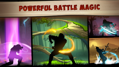 Mod Game Shadow Fight 2 SE Apk