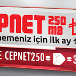 14 Liraya Sınırsız İnternet!