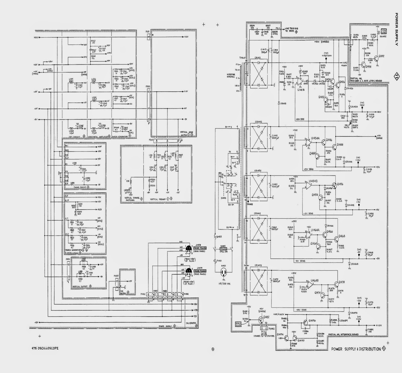 Musings Of A Wahz I Have A Tektronix 475