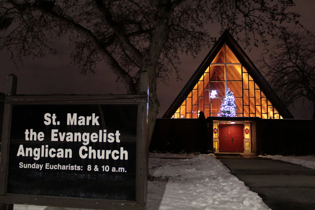 A decidedly unique design, St. Mark the Evangelist, Ottawa, On.