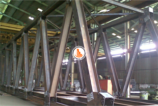 Jasa pembuatan jembatan baja Di Banyumas
