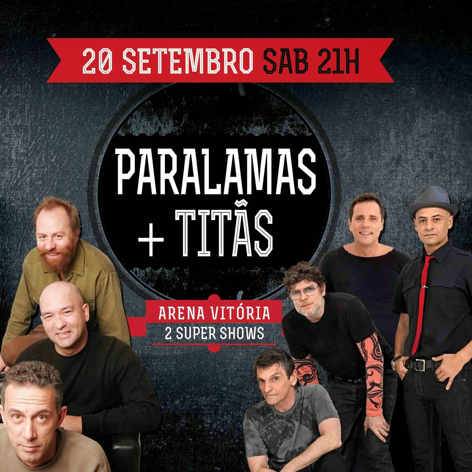cd paralamas do sucesso e titas