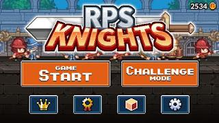 RPS Knights Apk v1.0.5 Mod