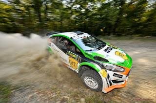 Simone Tempestini si Marc Banca - Rally Iasi