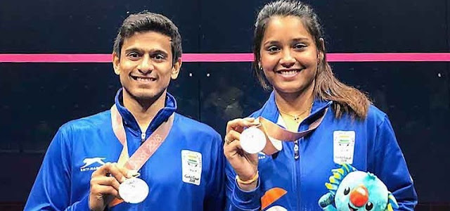 Asian Games 2018: Saurav Ghosal Dipika Pallikal, Joshna Chinappa won bronze medal in squash after lose in semi-finals