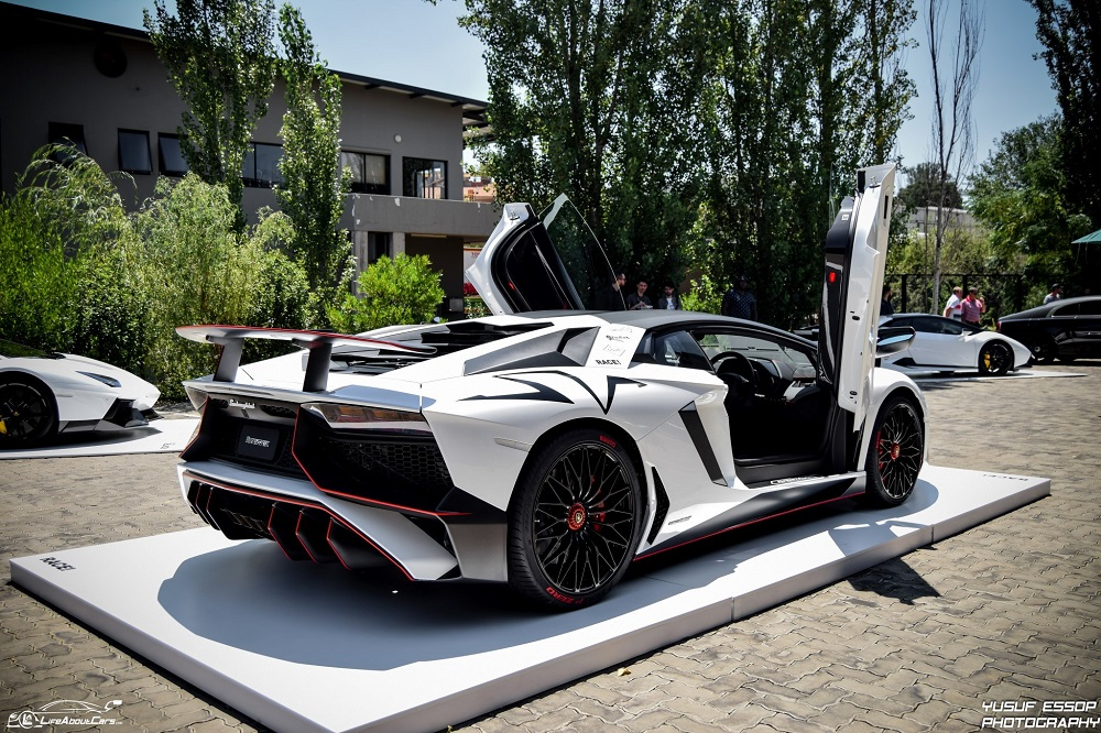 South African Infuriated That He No Longer Has Country S Only Aventador Sv