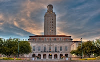 University of Texas Tower (Credit: University of Texas) Click to Enlarge.