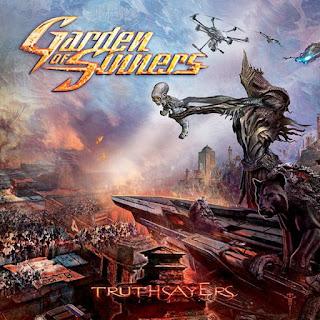 """Ο δίσκος των Garden of Sinners """"Truthsayers"""""""