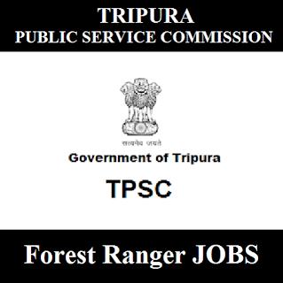 Tripura Public Service Commission, TPSC, PSC, Tripura, Forest Ranger, Graduation, freejobalert, Sarkari Naukri, Latest Jobs, tpsc logo