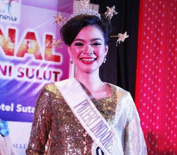 Ungkapan Bunda Theresa Hentar Kezia Warouw Capai Mahkota Putri Indonesia 2016