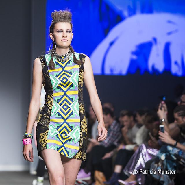 Sophia Bentoh at Amsterdam Fashion Week SS2018 womenswear