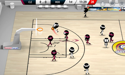 Stickman Basketball 2017 MOD APK-Stickman Basketball 2017