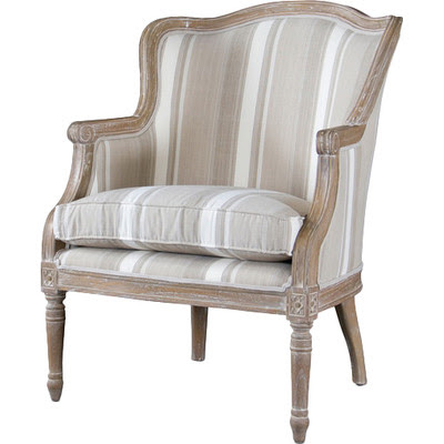 French Arm Chair via Wayfair