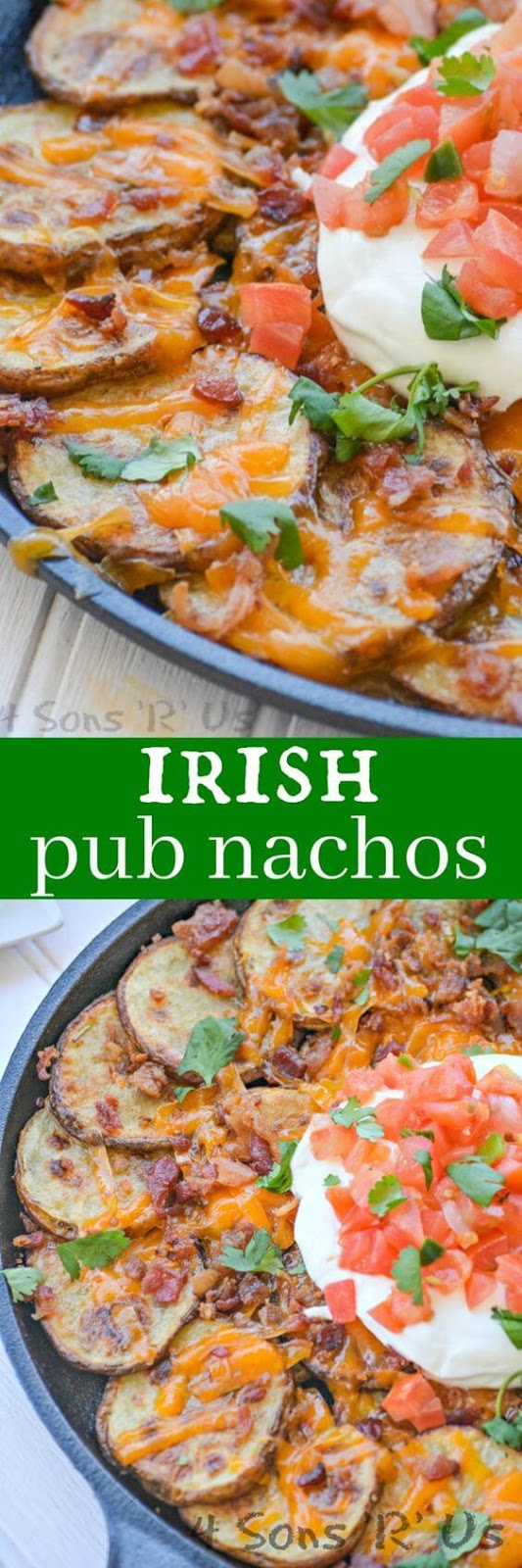 Irish Pub Nachos