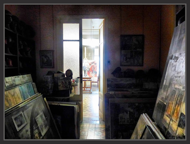 ESTUDIO-MANRESA-ARTISTA-PINTOR-ERNEST DESCALS-ARTE-PINTURA-RECOGIMIENTO-MISTICA-SANTUARIO-CREACION-PLASTICA-FOTOS