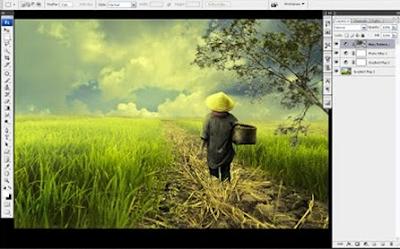 Ingin Membuat Gambar Digital Menggunakan Photoshop ?? Ini Tutorialnya