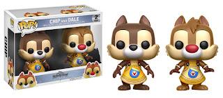Funko Pop! Chip & Dale