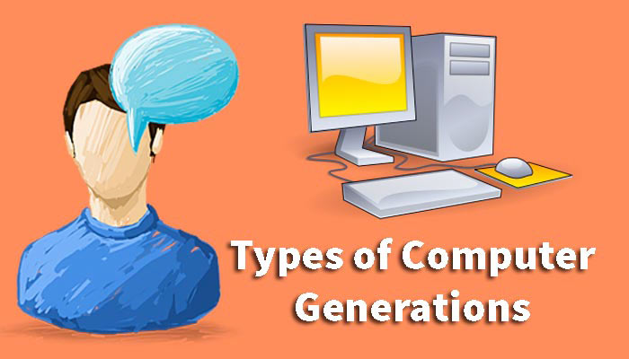 Types of Computers Generations in Hindi